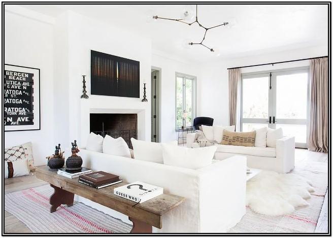 California Casual Living Room Ideas