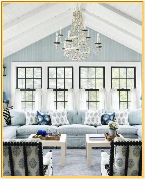 Calming Living Room Interior Paint Colors