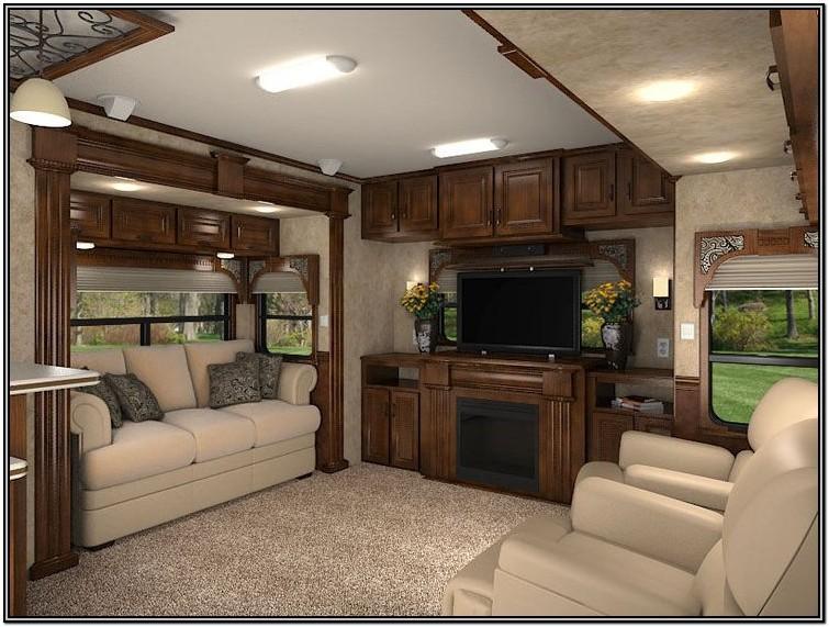 Camper Living Room Ideas