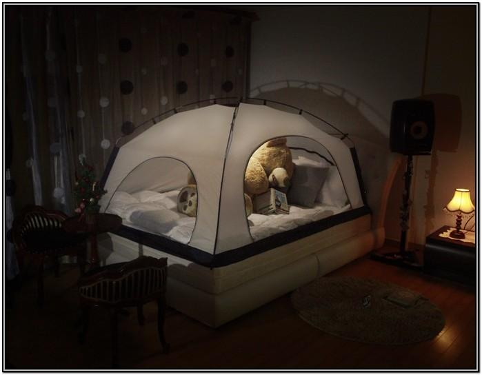 Camping In The Living Room Ideas