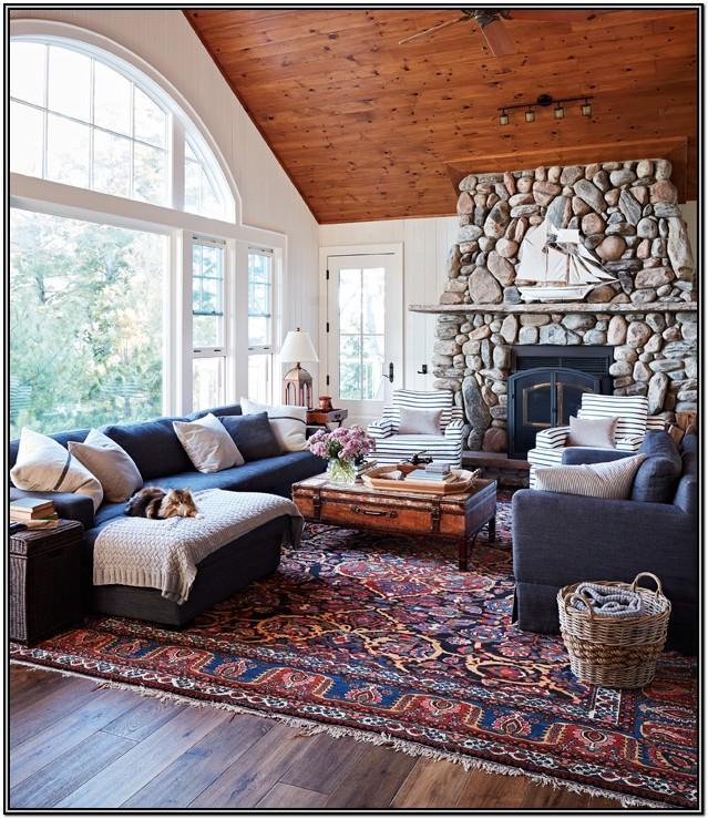 Canadian Living Room Ideas