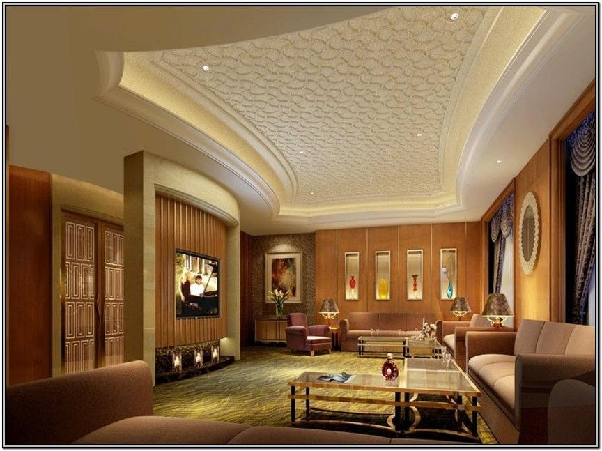 Ceiling Design Ideas For Small Living Room