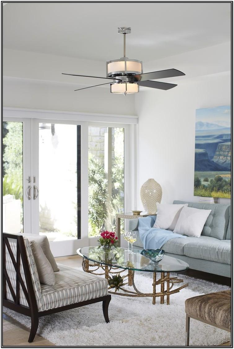 Ceiling Fan In Living Room Ideas