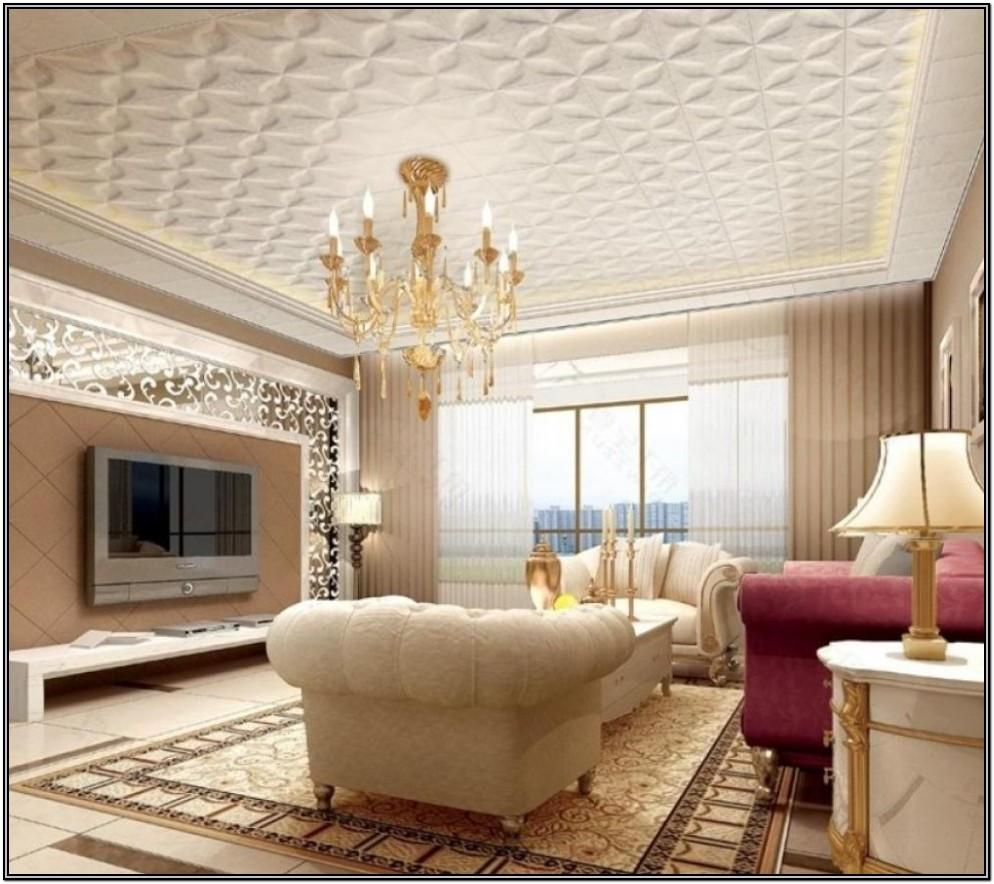 Ceiling Ideas For Living Room Poly