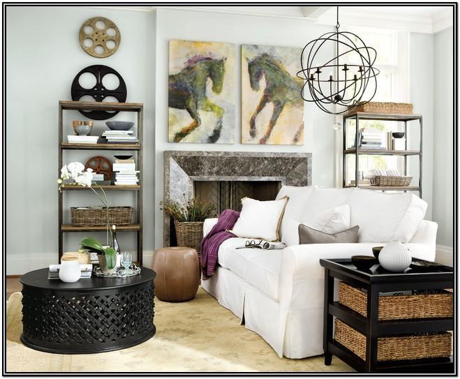 Chandelier In Living Room Ideas