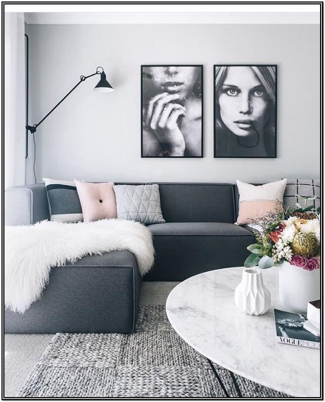 Charcoal Carpet Living Room Ideas