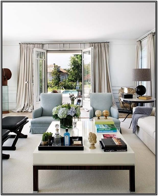 Coffee Table Living Room Center Table Decoration Ideas