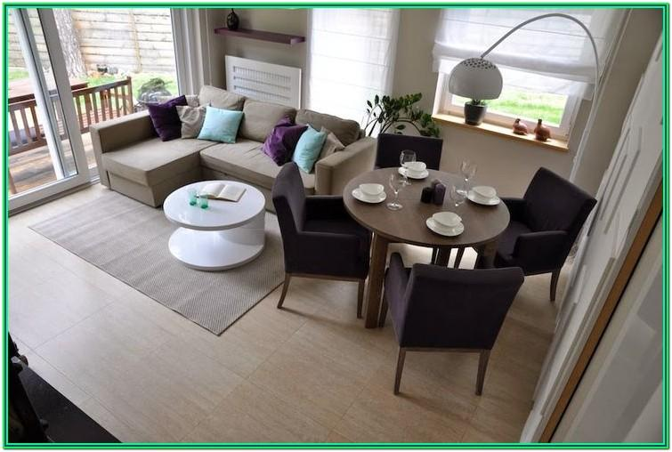 Combination Small Space Small Living Room Dining Room Combo