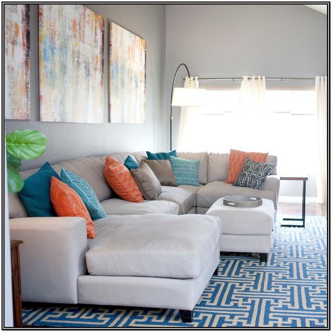 Contemporary Casual Living Room Ideas
