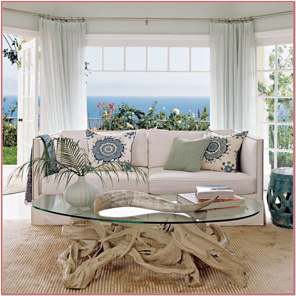 Contemporary Coastal Living Room Ideas