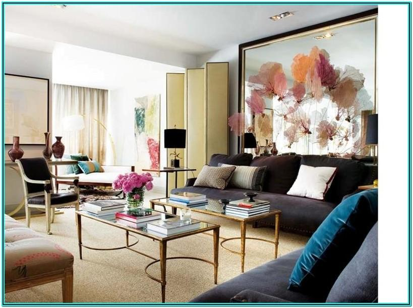 Contemporary Modern Chic Living Room Ideas