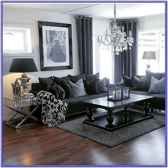 Dark Couch Living Room Ideas