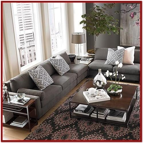 Dark Gray Sofa Living Room Ideas