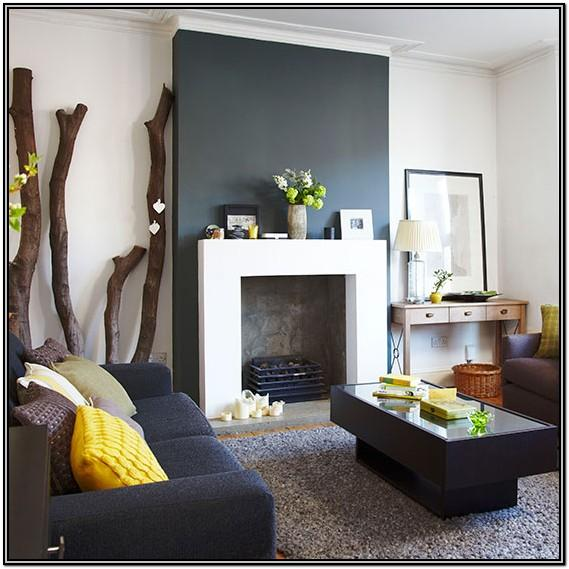 Dark Grey Charcoal Living Room Ideas