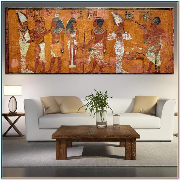 Decorating Big Living Room Wall