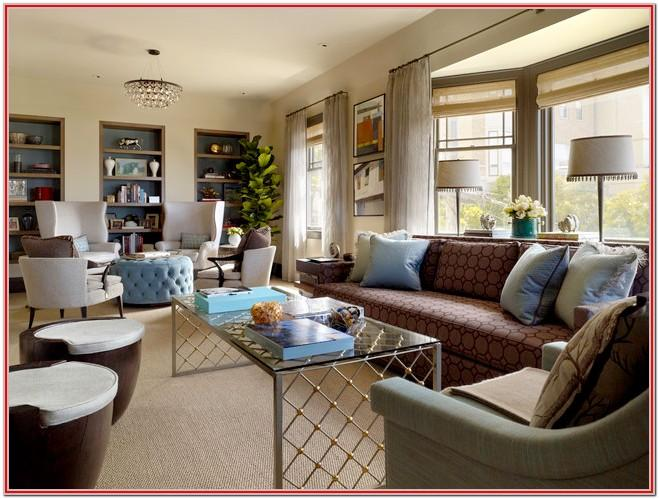 Decorating Ideas For A Long Narrow Living Room