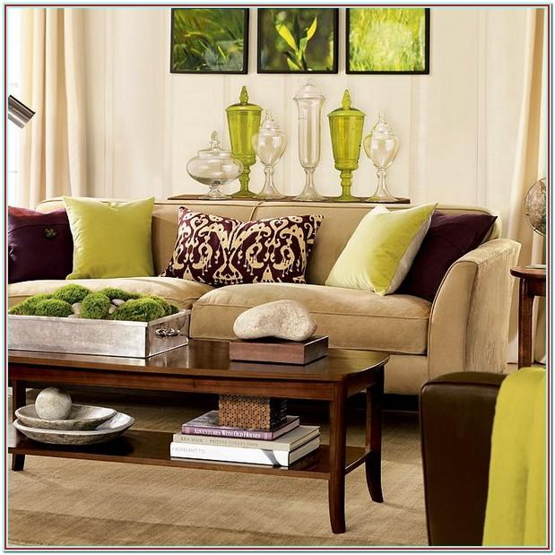 Decorating Ideas For Brown Living Room Furniture