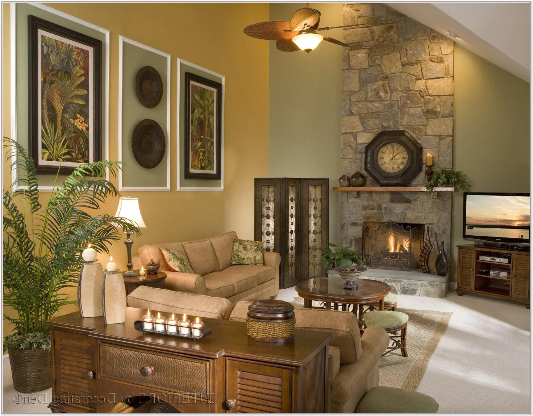 Decorating Living Room Wall Ideas