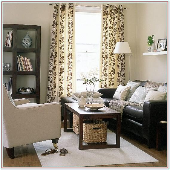 Decorating With Dark Furniture Living Room