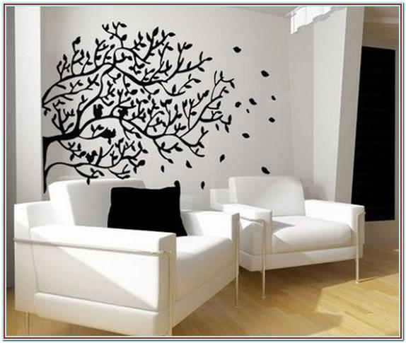 Decoration Ideas For Living Room Wall