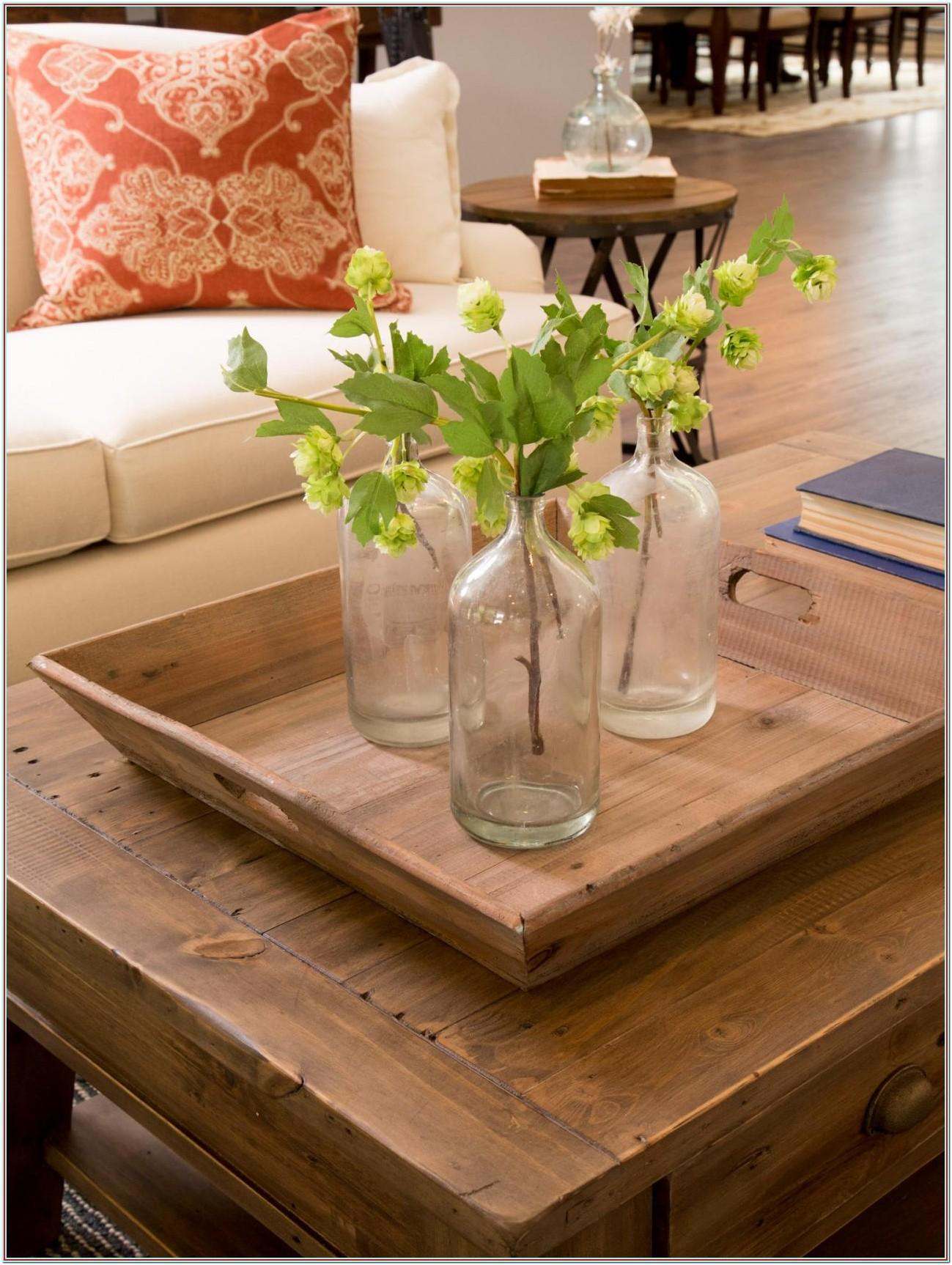 Decorative Items For Living Room Table