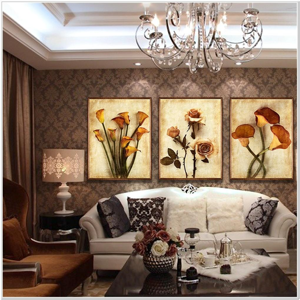 Decorative Wall Living Room Wall Art Wall Paint Design
