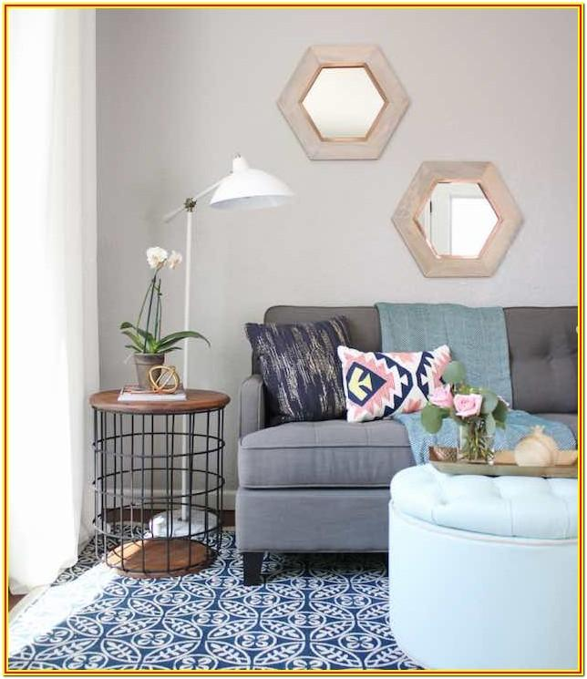 Diy Decorating A Small Living Room