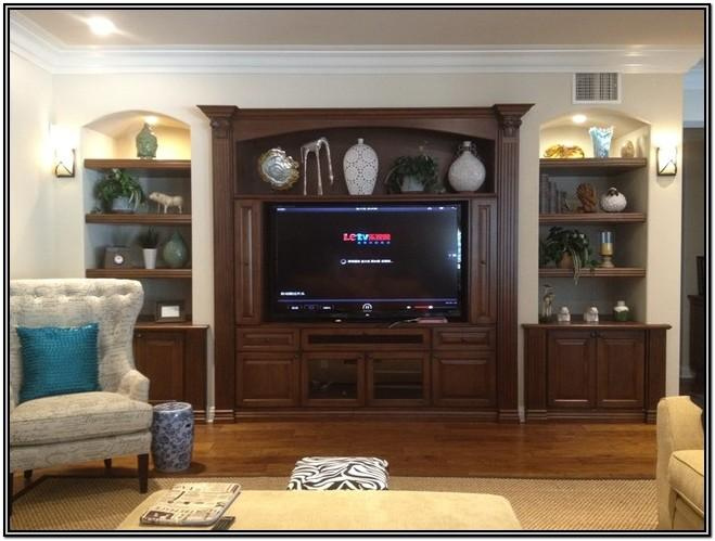 Entertainment Center Living Room Ideas