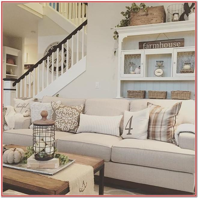 Farmhouse Country Style Farmhouse Country Living Room