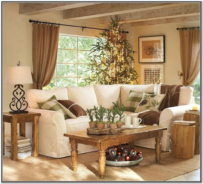 Farmhouse Small Country Living Room Ideas