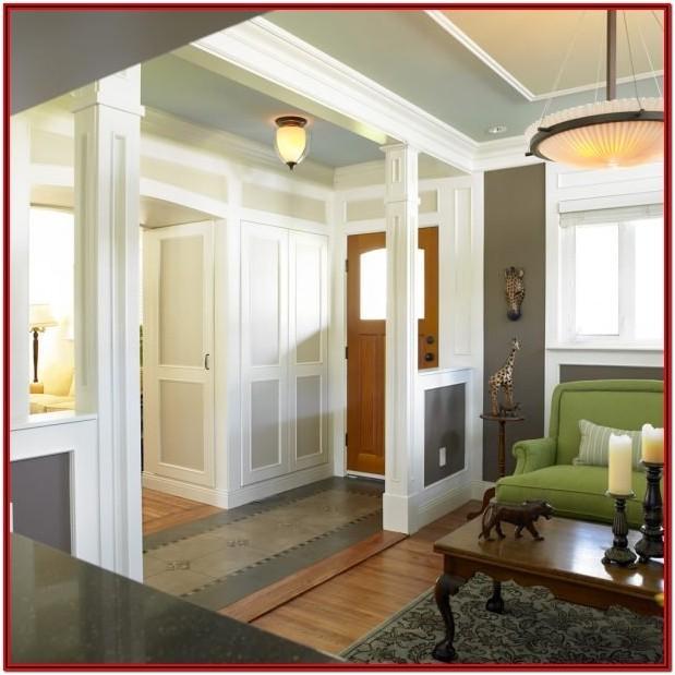 Front Door Into Living Room Ideas