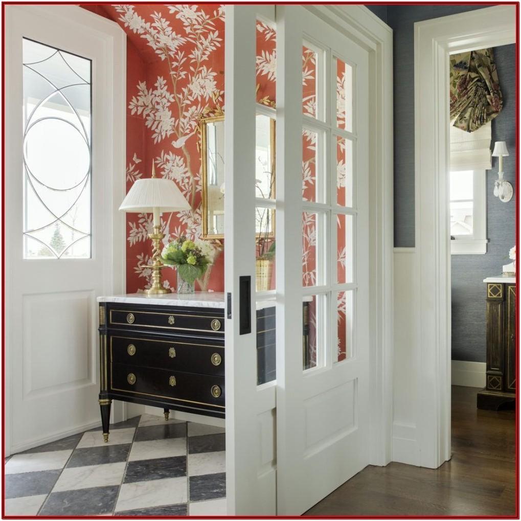 Front Door Into Living Room