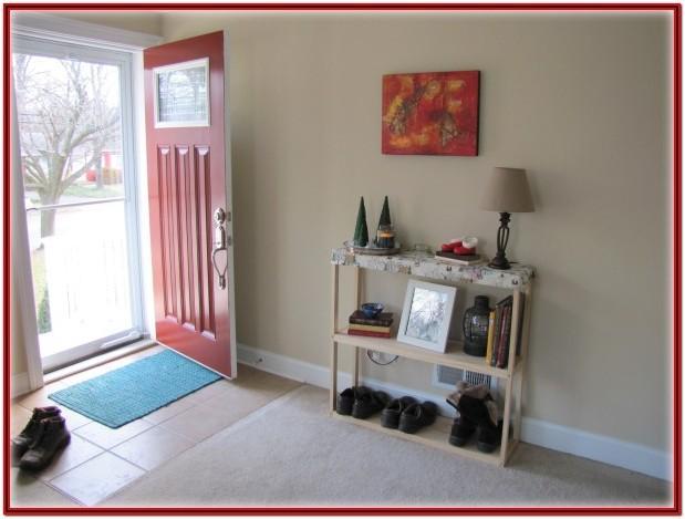 Front Door Straight Into Living Room