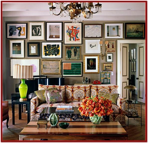 Gallery Living Room Wall Decor Ideas