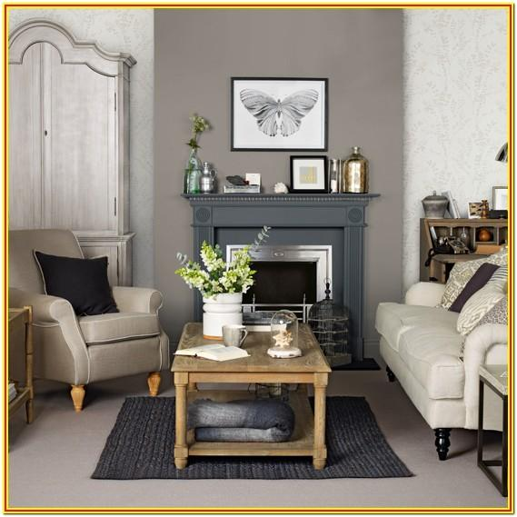 Gray And Tan Living Room Decor