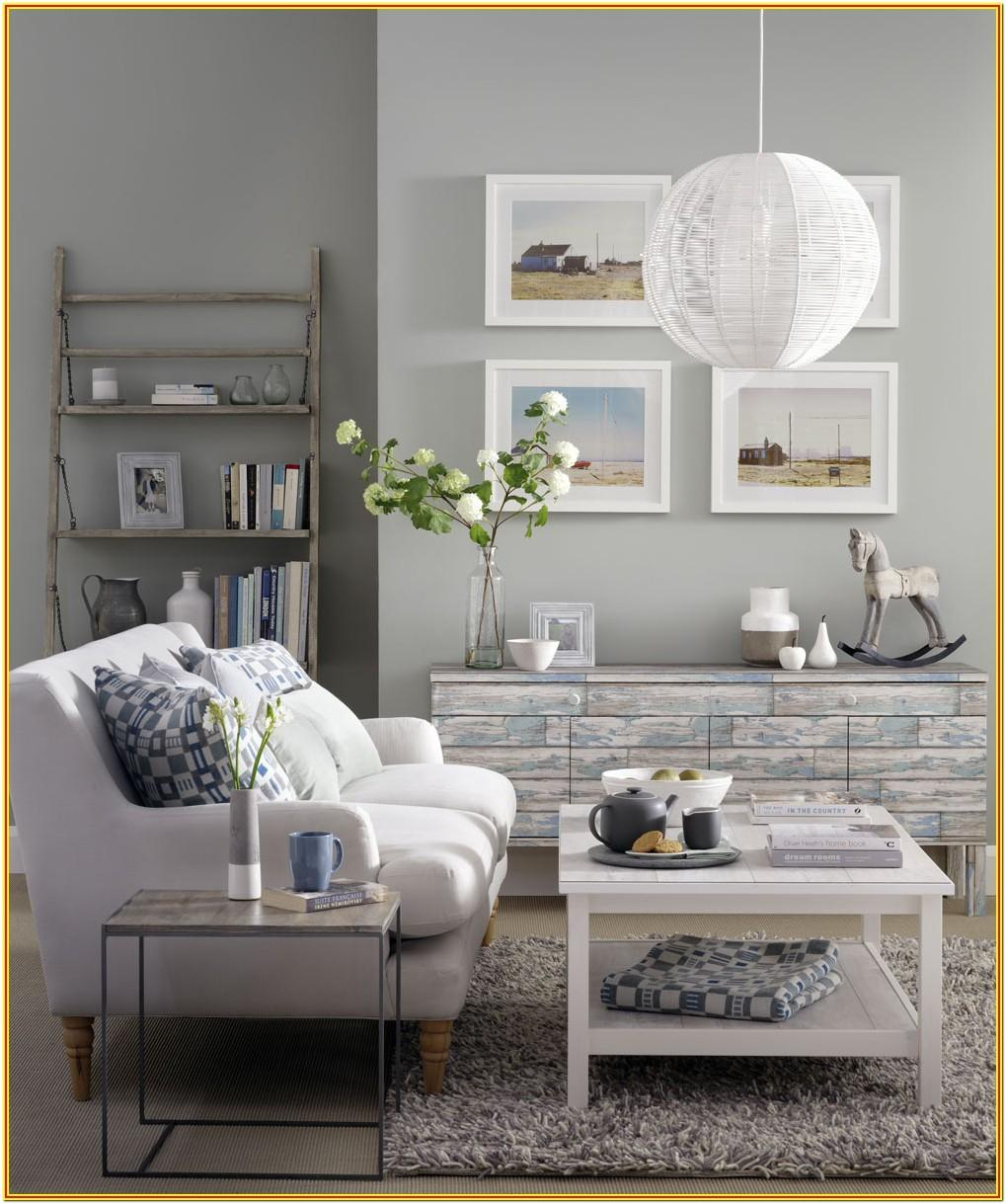 Gray And White Living Room Decorating Ideas