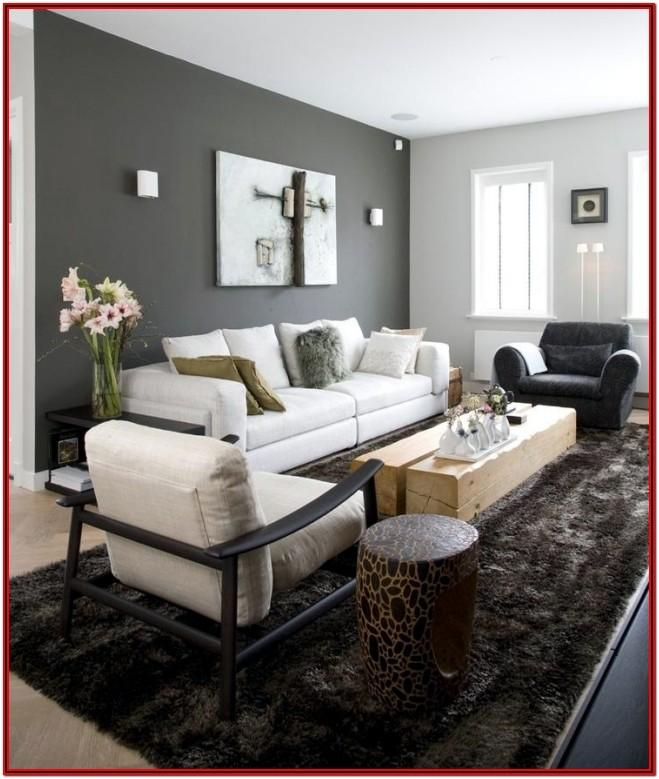 Gray Living Room Paint Ideas