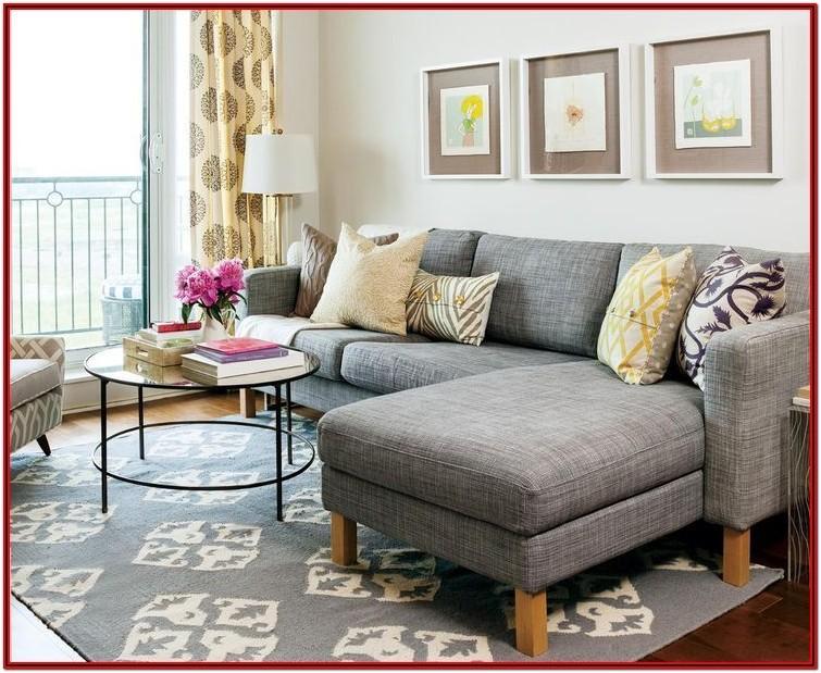 Gray Sectional Living Room Decor Ideas