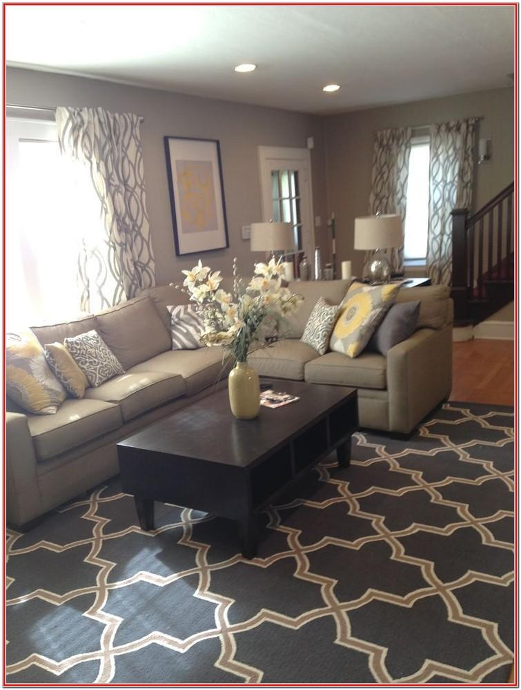 Grey And Brown Living Room Decorating Ideas