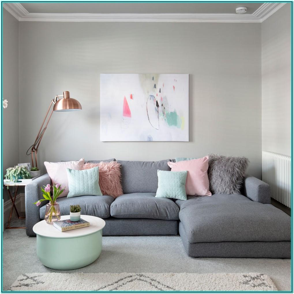 Grey And Magnolia Living Room Ideas