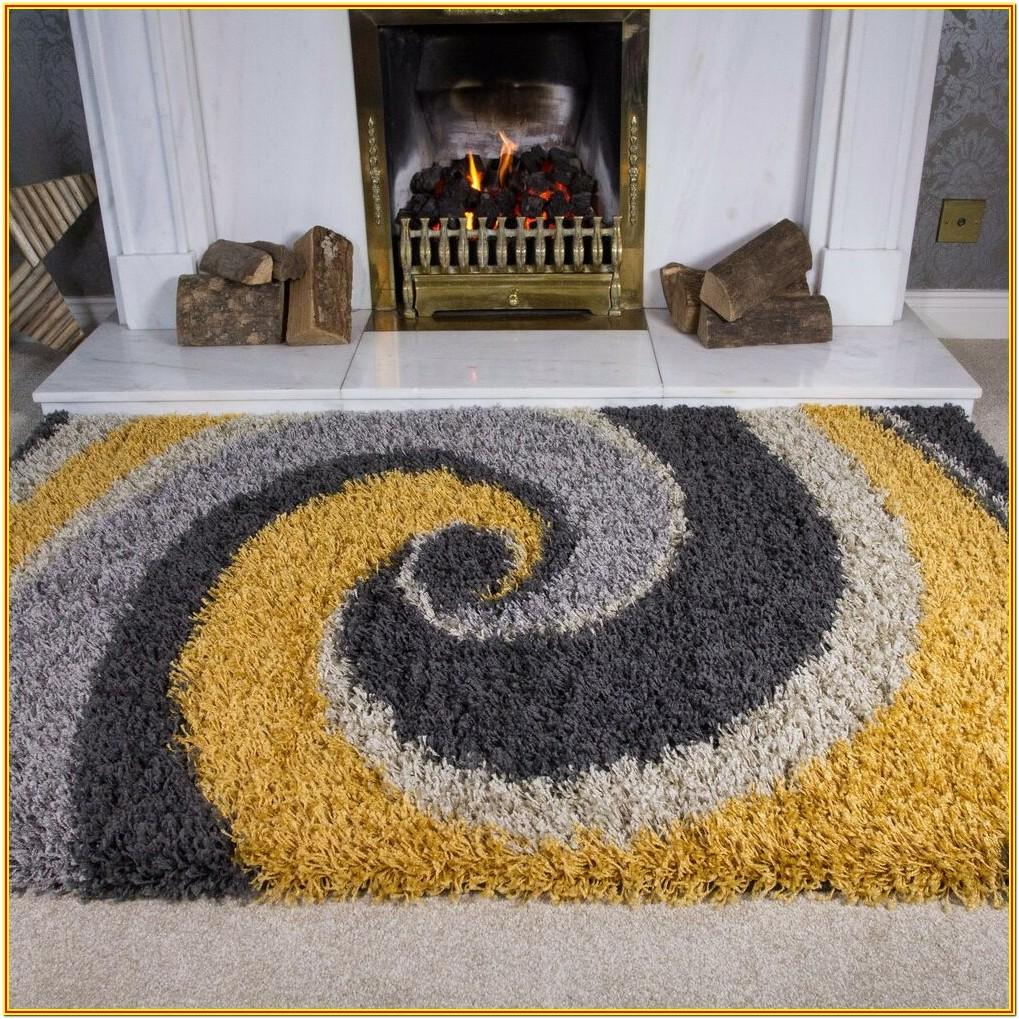 Grey And Yellow Rugs For Living Room