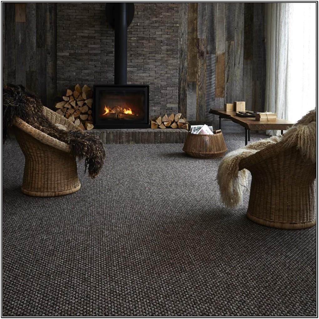 Grey Blue Carpet Living Room