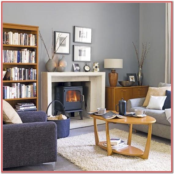 Grey Blue Living Room Colors