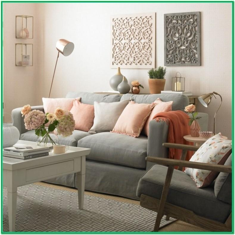 Grey Living Room Colour Scheme Ideas