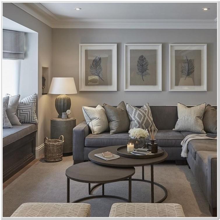 Grey Living Room Wall Art Ideas