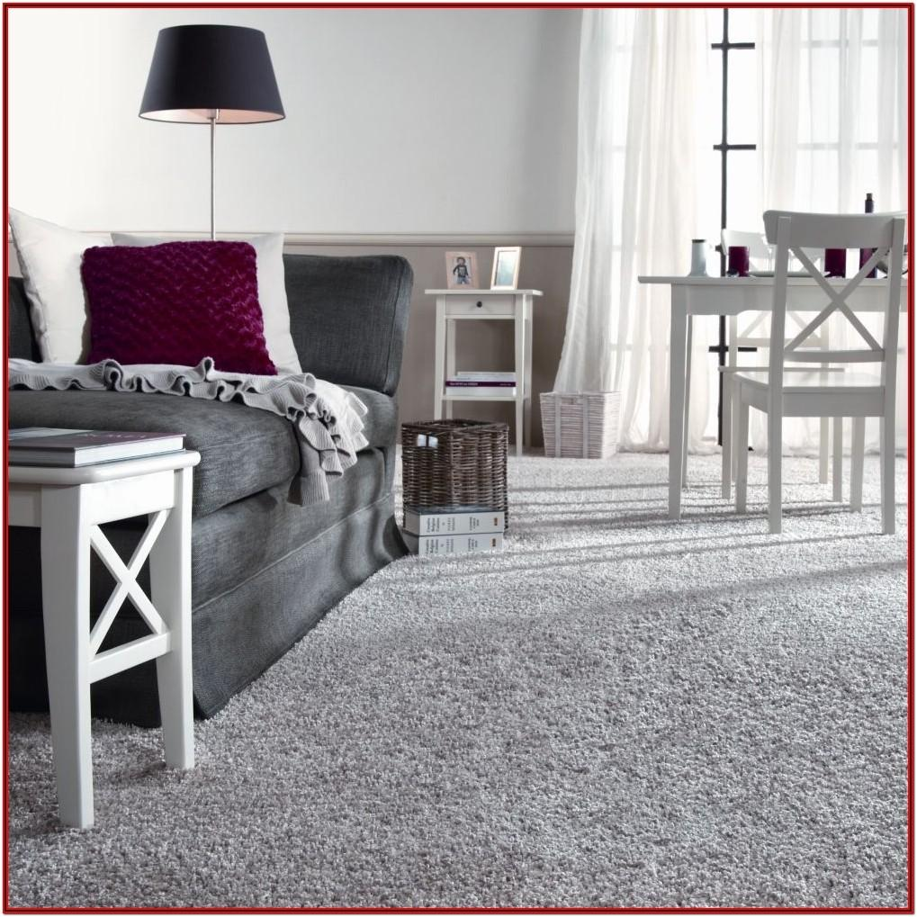 Grey Walls Brown Carpet Living Room