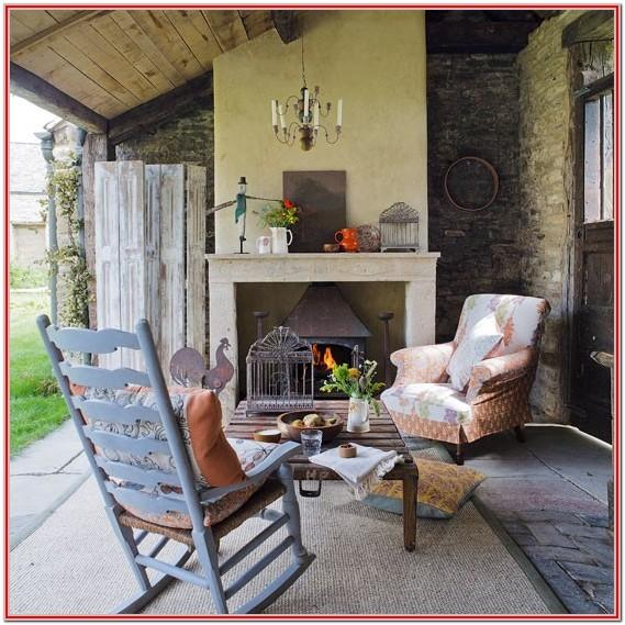 House And Garden Small Living Room Ideas