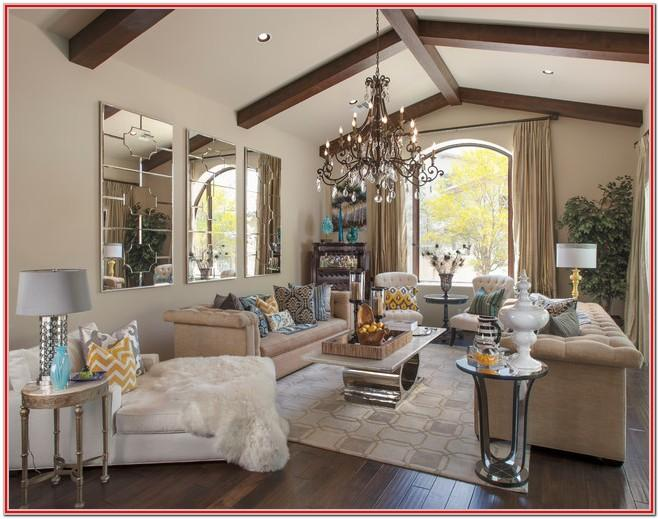 Houzz Glam Living Room Ideas