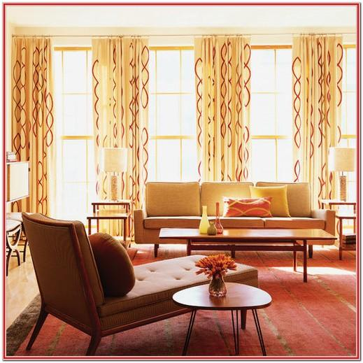 Houzz Living Room Curtain Ideas