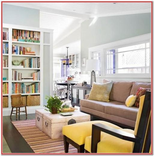 Houzz Living Room Recessed Lighting Ideas